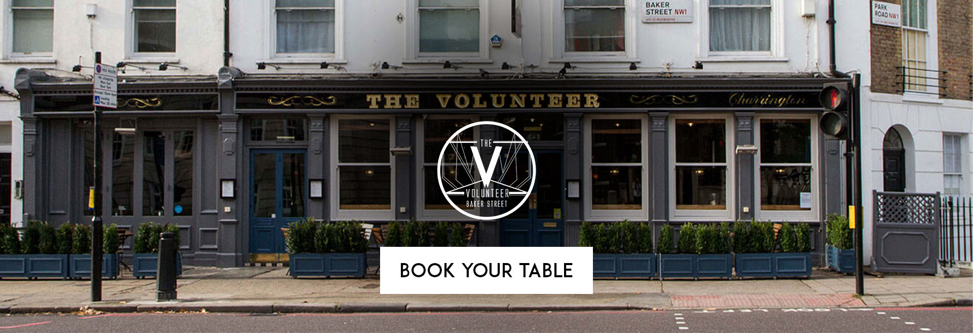 Book Your Table The Volunteer